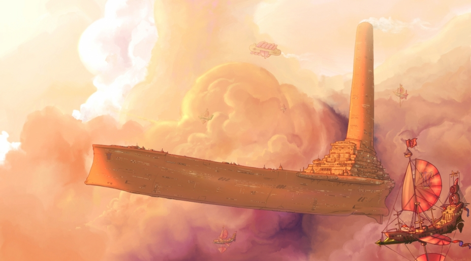 The Royal Airship
