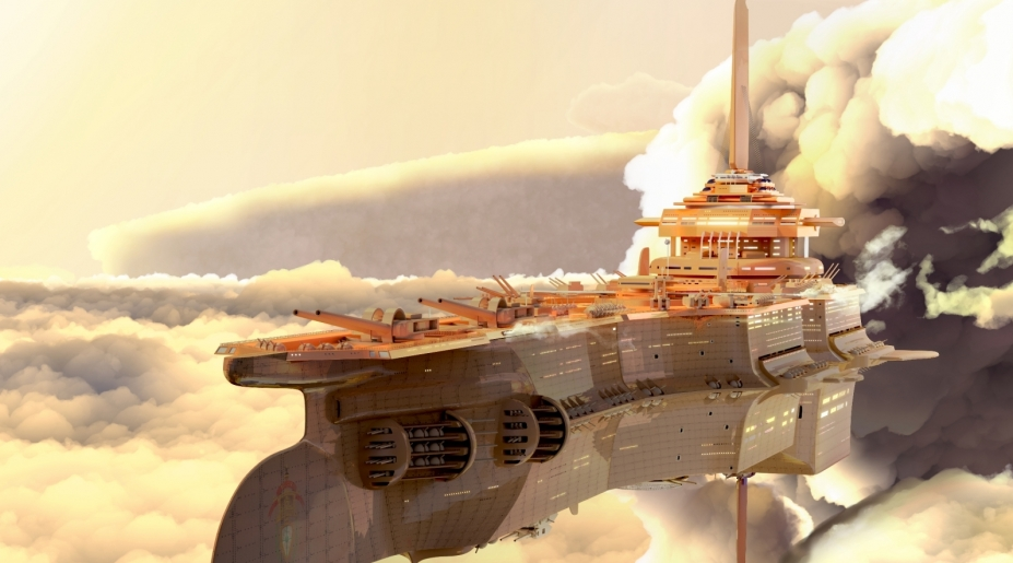 The Royal Airship 2