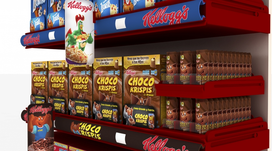 Display Category Kelloggs