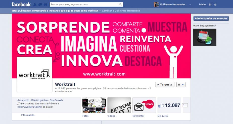 Facebook - Enero 2013