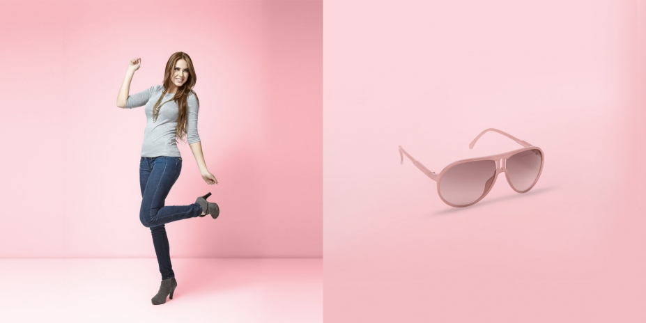 Due Shoes Pink