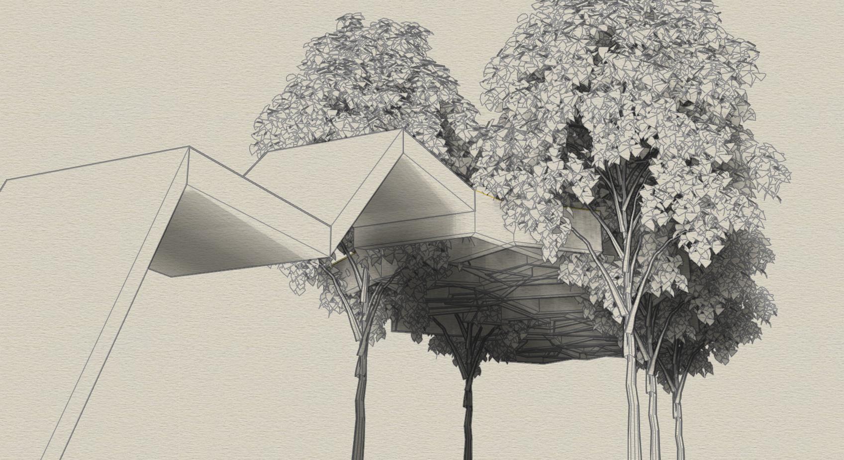 39 arquitectura efimera 39 por adriana rangel worktrait for Pabellones arquitectura efimera