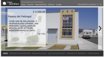 CasasQueretaro.com.mx