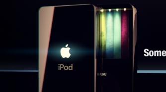 iPod manzanita