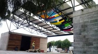 Construcción Centro Comunitario ADSP