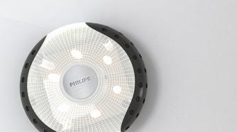 Lampara de LED's